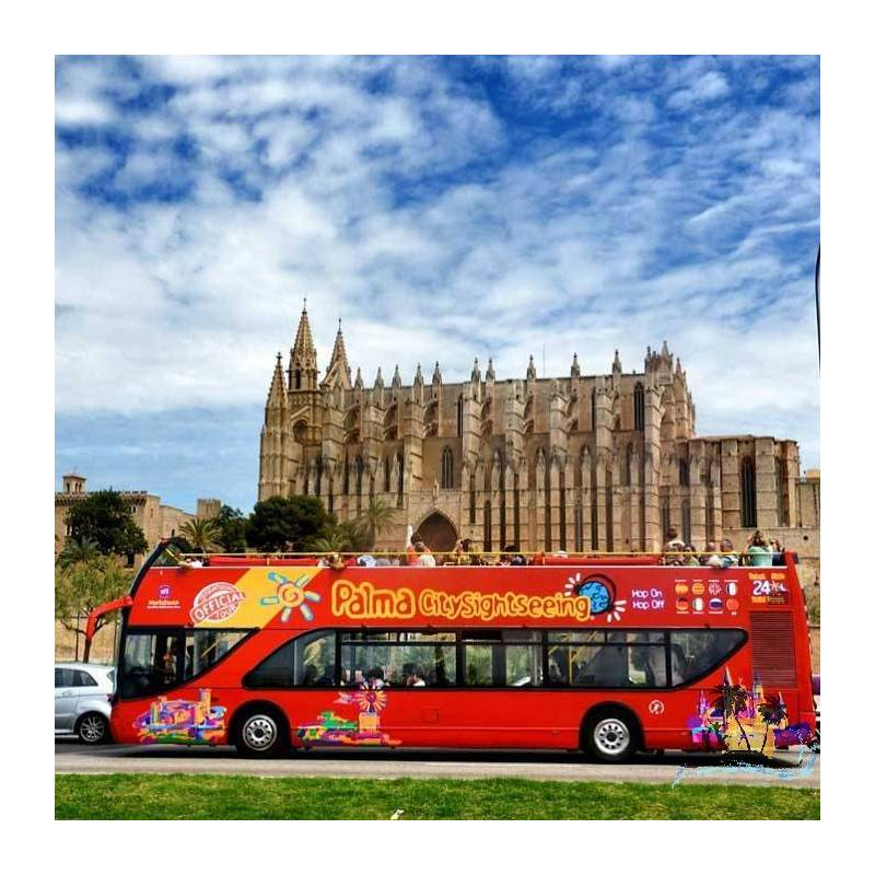 CITYSIGHTEEING BUS PALMA